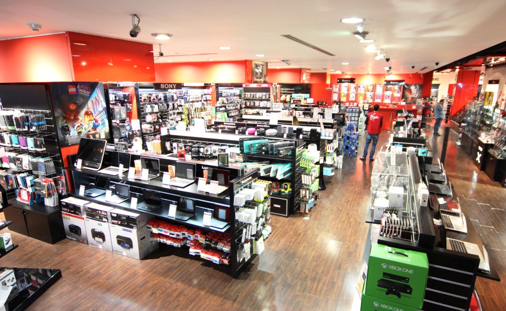 Virgin megastore going out of business