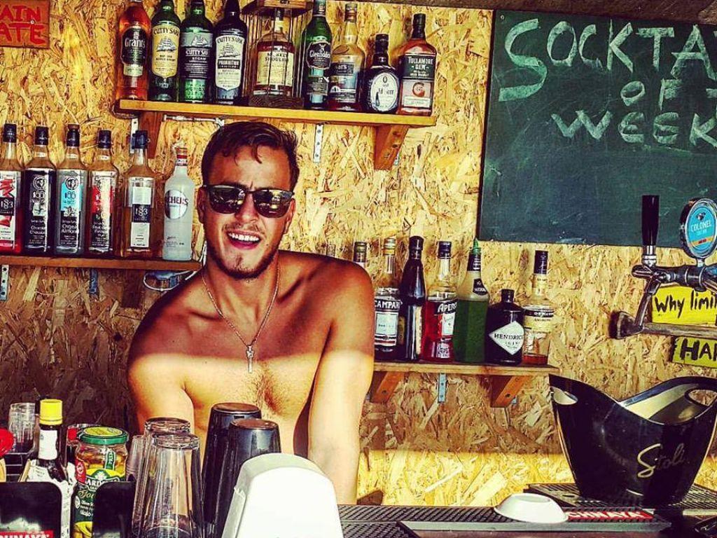 Dany S Beach Bar Lebanon